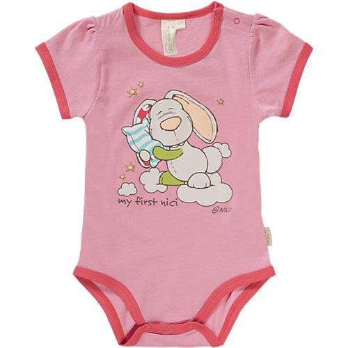 Nici Logo NICI Baby Body Gr. 86 Mädchen Kleinkinder Sale Angebote Kröppen