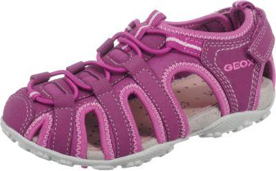 Kamik Kids Crab Lila/Violett, Kinder Sandale, Größe EU 31 - Farbe Plum