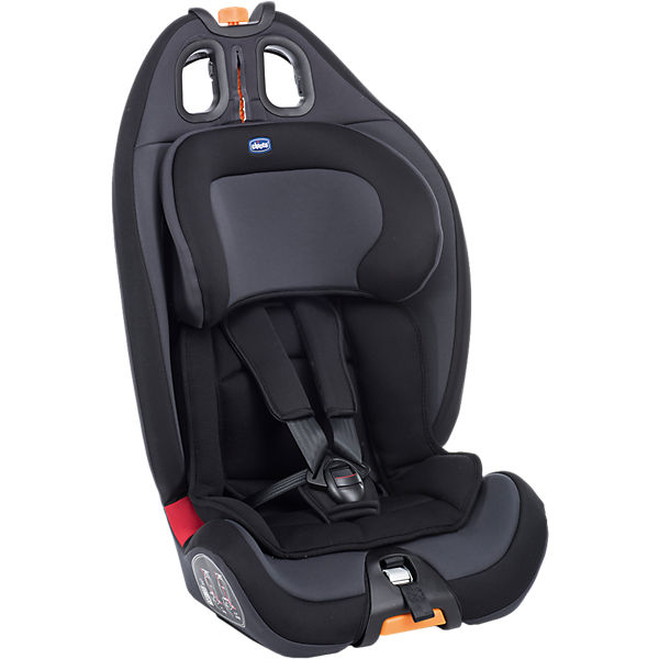 Auto-Kindersitz Gro-Up 123, black night