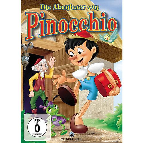 Die Abenteuer von Pinocchio - (DVD) jetztbilligerkaufen
