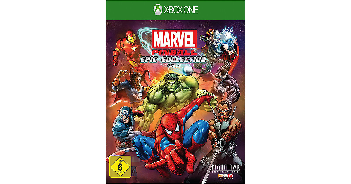 XBOXONE Marvel Pinball EPIC Collection: Volume 1