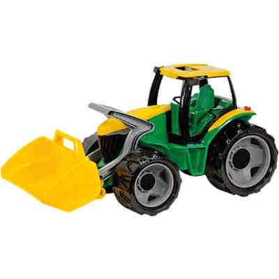 starke riesen traktor mit frontlader 62 cm lena mytoys. Black Bedroom Furniture Sets. Home Design Ideas