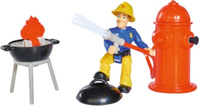 Action- & Spielfiguren Simba Feuerwehrmann Sam Sonderset