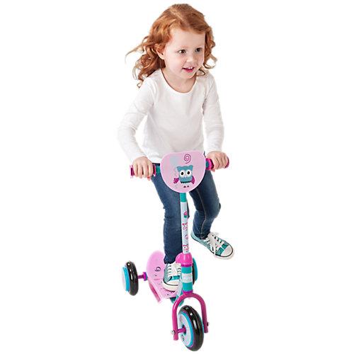 4UNIQ Kiddy Scooter Eule Sale Angebote Schwarzbach