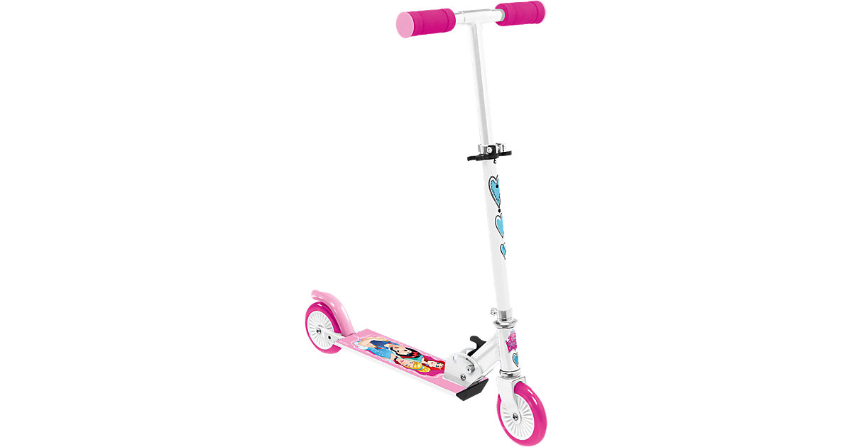 Disney Princess Scooter, klappbar