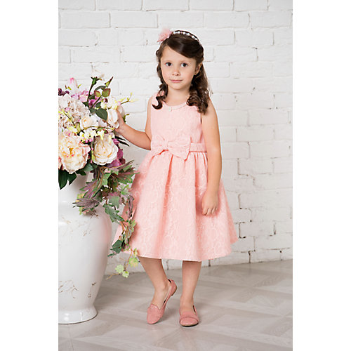 Нарядное платье Sweet Berry - бежевый от Sweet Berry