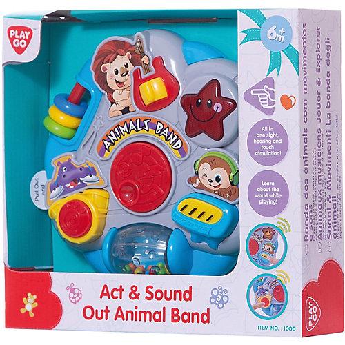 """Развивающая игрушка """"Оркестр с животными"""", Playgo от Playgo"""