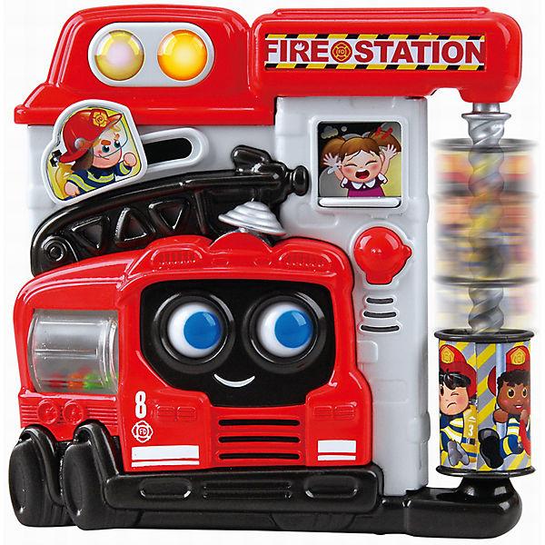 """Развивающая игрушка """"Пожарная станция"""", Playgo"""