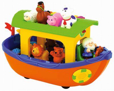 Развивающая игрушка Ноев ковчег, Kiddieland
