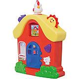 """Развивающая игрушка """"Интерактивный домик"""", Kiddieland"""