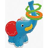 """Развивающая игрушка """"Слон-кольцеброс"""", Kiddieland"""