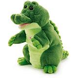 Мягкая игрушка на руку Крокодил, 25 см, Trudi