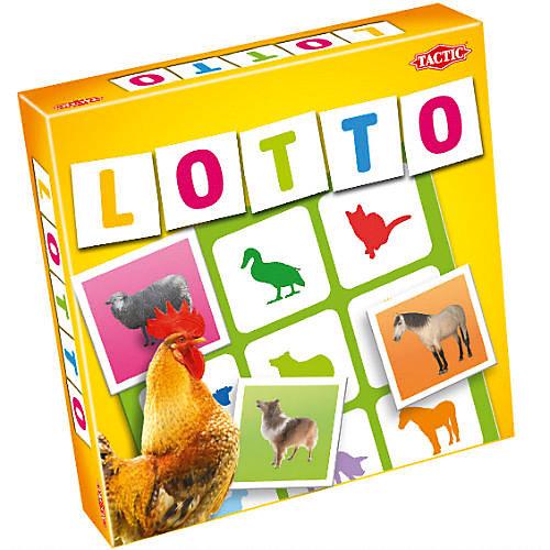 """Лото """"Домашние животные"""", Tactic Games от Tactic Games"""