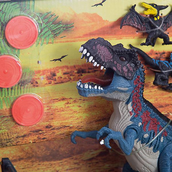 """Игровой набор """"Большая охота на Тиранозавра"""", Chap Mei"""