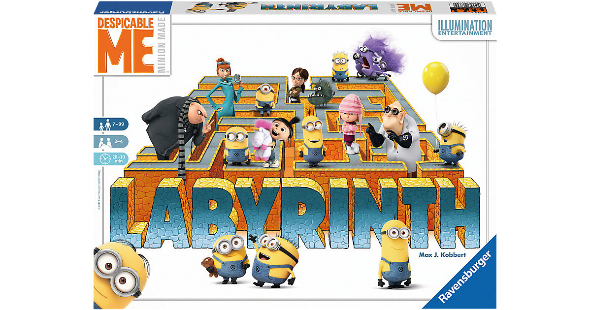 Despicable Me Labyrinth