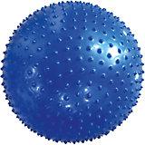 Гимнастический мяч, массажный, d 65см (с насосом), Z-Sports