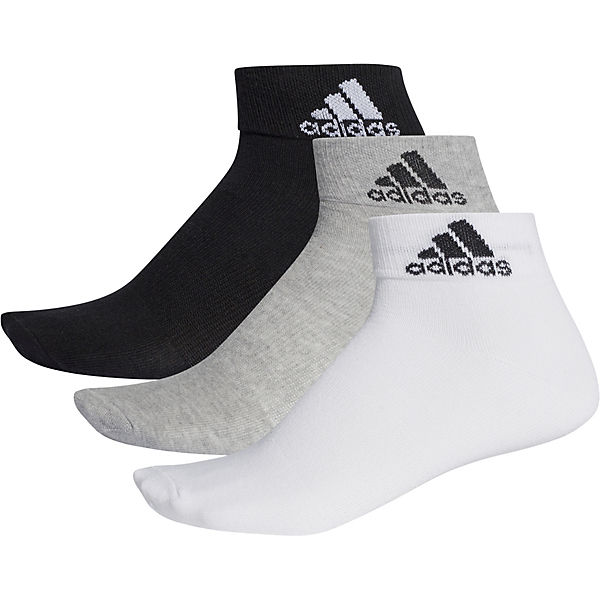 new release fashion styles high quality Kinder Socken 3er Pack PER ANKLE T, adidas Performance