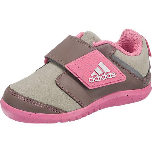 adidas Performance Baby Sportschuhe FortaPlay AC Gr. 25 Mädchen Kleinkinder