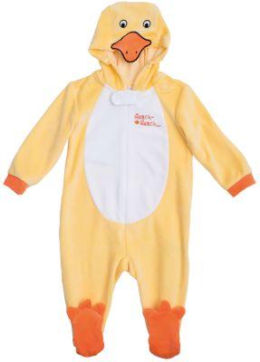 Комбинезон для мальчика PlayToday - желтый