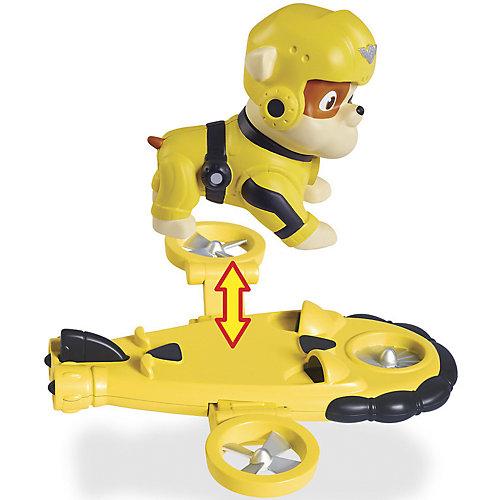 """Фигурка воздушного спасателя """"Крепыш"""", Щенячий Патруль от Spin Master"""