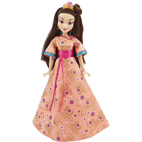 """Кукла Disney Descendants  Светлые герои"""" Лонни в платье для коронации, 27,5 см от Hasbro"""