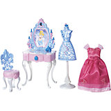 Игровой набор туалетный столик Золушки, Принцессы Дисней, B5309/B5311