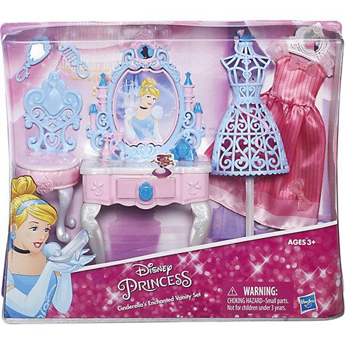 Игровой набор туалетный столик Золушки, Принцессы Дисней, B5309/B5311 от Hasbro