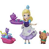 """Игровой набор Disney Princess """"Маленькое королевство"""" Золушка и мышонок Гас"""