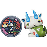 Игровой набор Yo-Kai Watch Komasan с медалью, 7 см