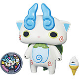 Игровой набор Yo-Kai Watch Komasan с медалью, 12,7 см