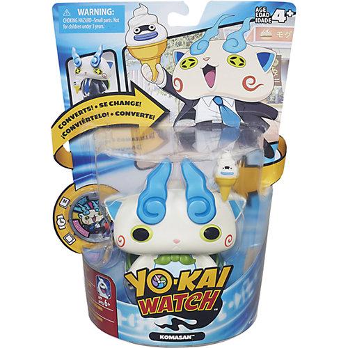 Игровой набор Yo-Kai Watch Komasan с медалью, 12,7 см от Hasbro