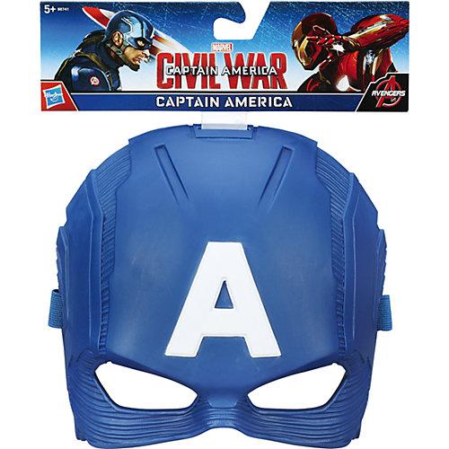 """Маска Avengers """"Первый Мститель"""" Капитан Америка от Hasbro"""