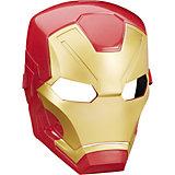 """Маска Avengers """"Первый Мститель"""" Железный Человек (Iron Man)"""