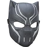 """Маска Avengers """"Первый Мститель"""" Черная Пантера (Black Panther)"""