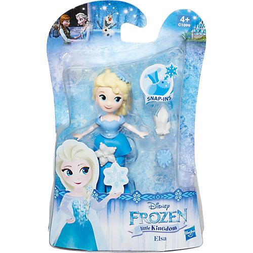 """Маленькая кукла """"Эльза"""", Холодное сердце от Hasbro"""