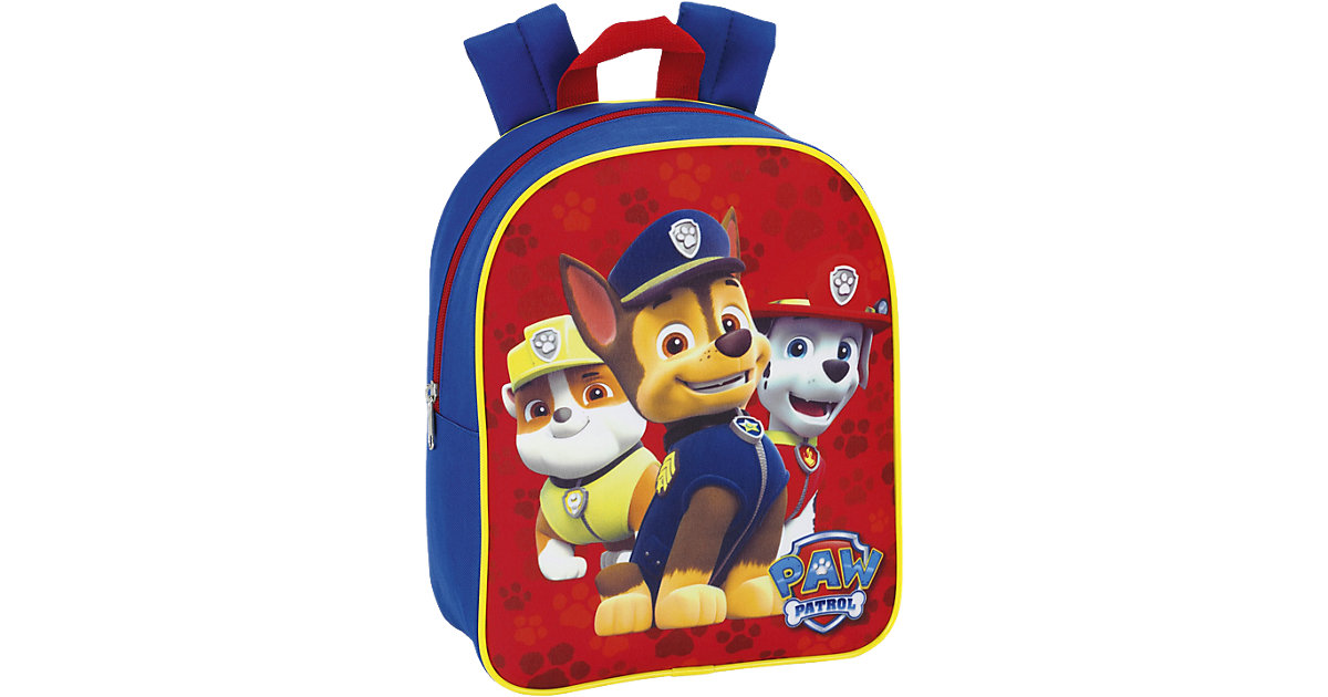 kinderrucksack paw patrol team. Black Bedroom Furniture Sets. Home Design Ideas