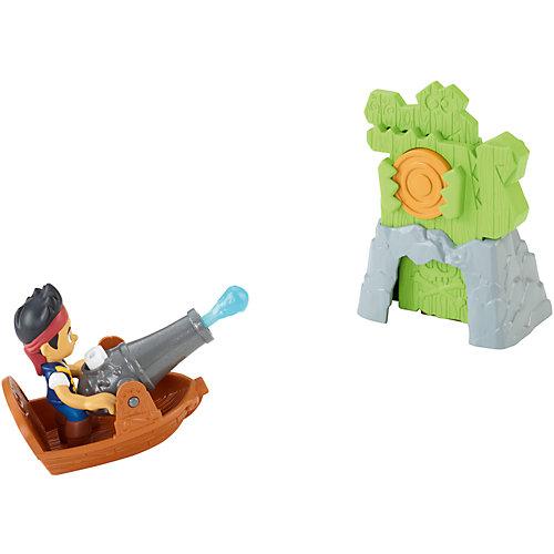 """Игровой набор Fisher Price """"Джейк и пираты Нетландии"""" Сокровища крокодила Тик-Така"""