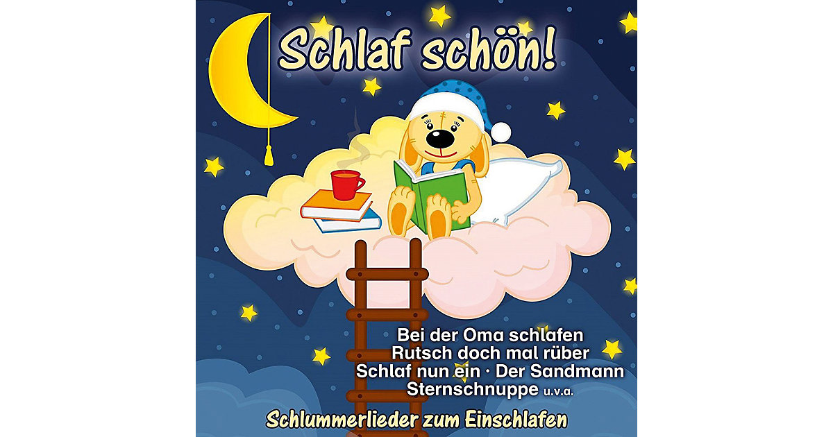 CD Kinderliedermacher - Schlaf Schön! Vol. 2
