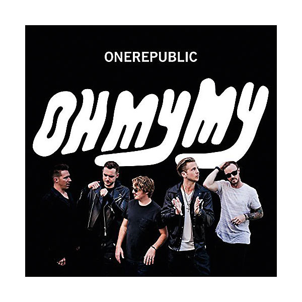CD One Republic - Oh My My