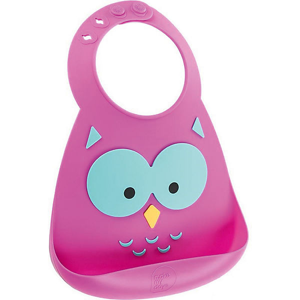 Нагрудник Make my day, Owl