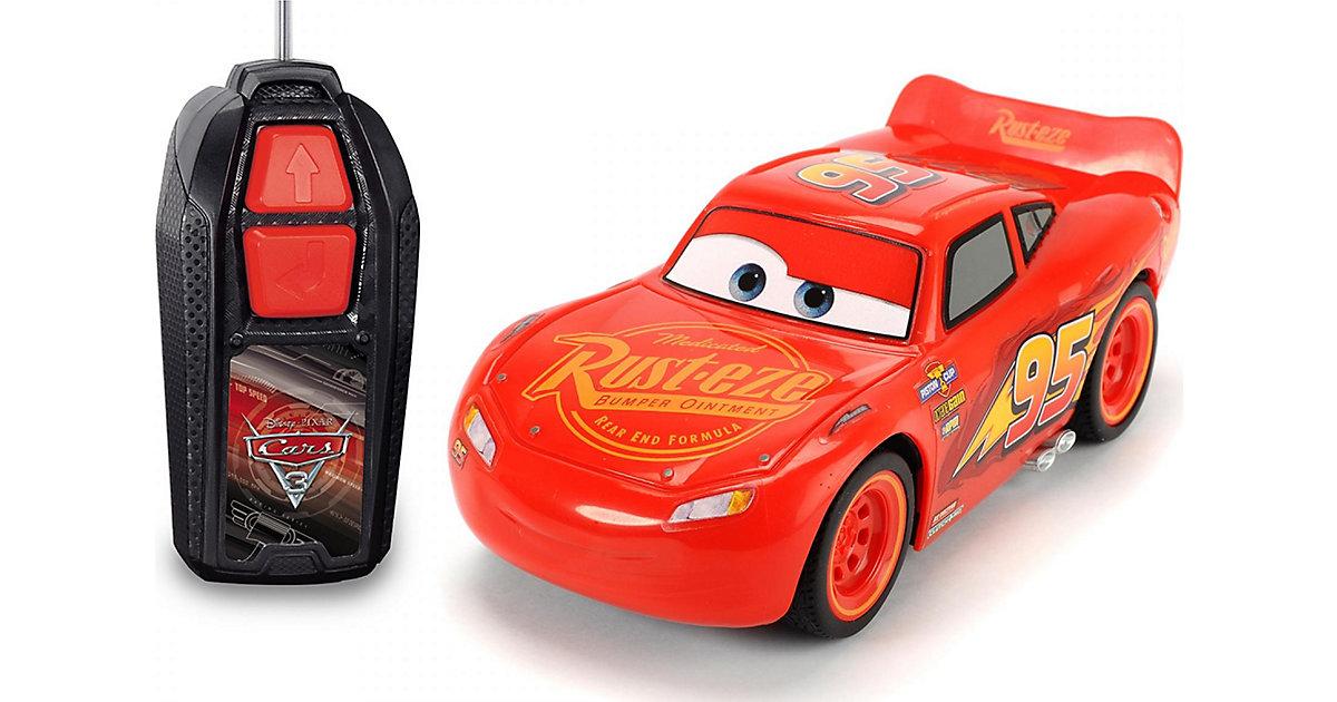 Disney Cars 3 RC Fahrzeug Lightning McQueen Single Drive