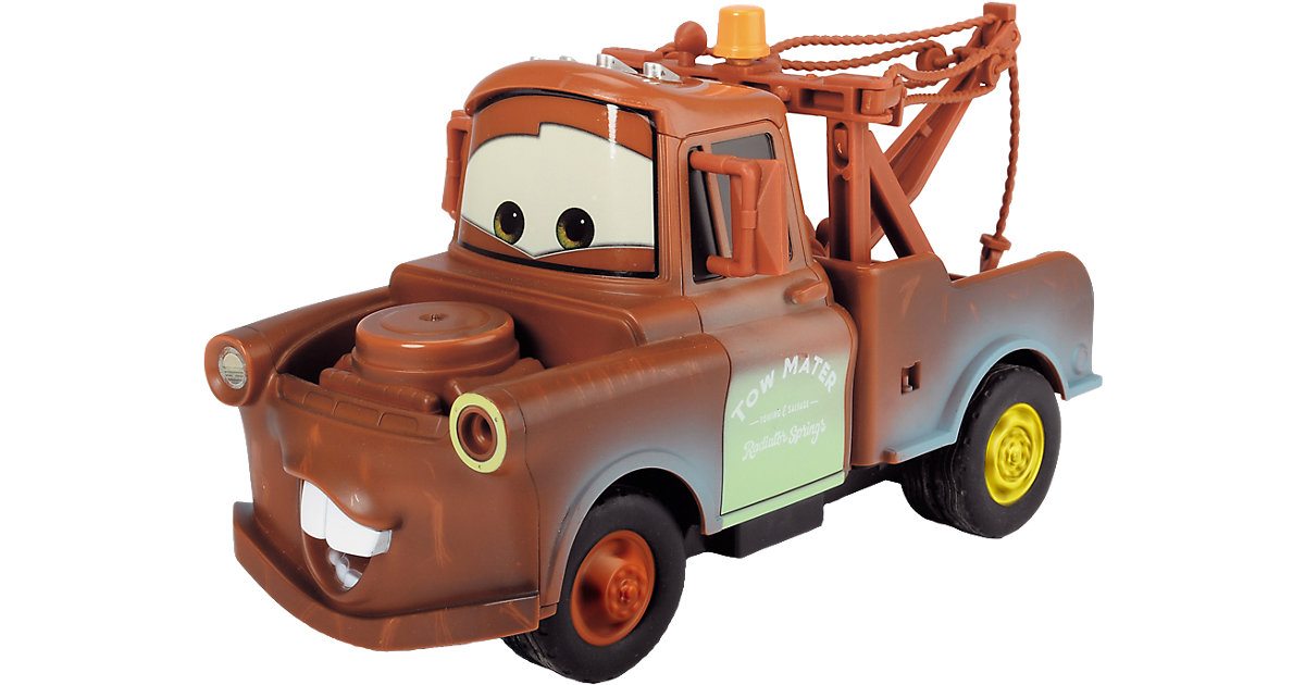 Disney Cars 3 - RC Fahrzeug Mater (Hook)
