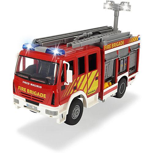 Пожарная машина Dickie Toys с водой, 30 см от Dickie Toys