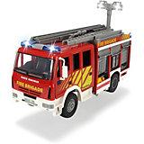 Пожарная машина Dickie Toys с водой, 30 см