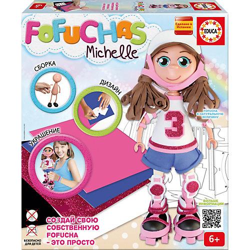 """Набор для творчества Educa """"Fofucha"""" Создай куклу Мишель от Fofucha"""