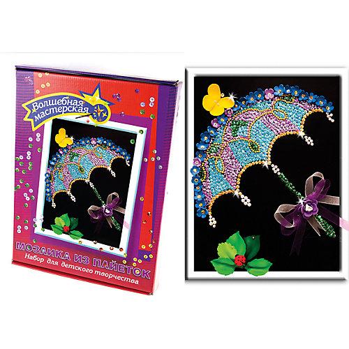 Мозаика из пайеток Зонтик от Волшебная мастерская
