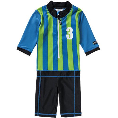 Baby Schwimmanzug mit UV-Schutz Gr. 86/92 Jungen Kinder | 07394437345197