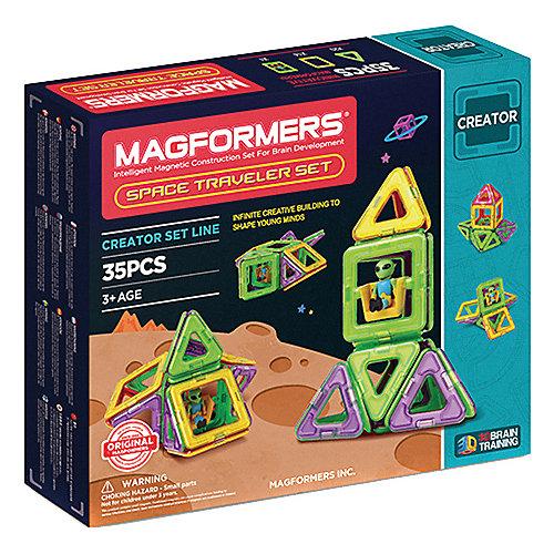 "Магнитный конструктор ""Space Traveler set"", MAGFORMERS от MAGFORMERS"