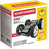 Колеса для конструктора MAGFORMERS Click Wheels