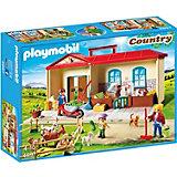 Конструктор Playmobil Country Возьми с собой, 39 деталей